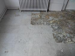 Nos techniques de r novation pour marbre pierre terre cuite for Chape lissee au quartz