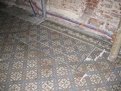 Pose de dalle de marbre reparation de nez de marche ou de mosaique travaux - Carreaux en ciment anciens ...